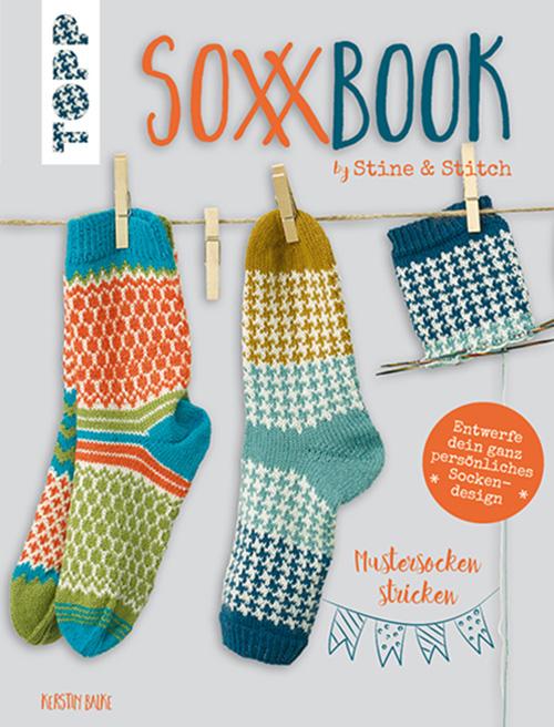 Soxx Book Cover von Kerstin Balke
