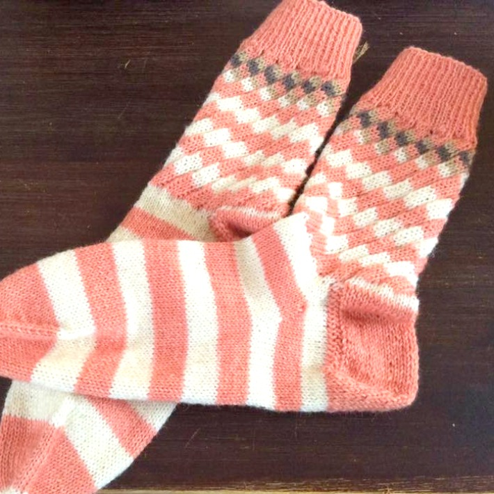 Pairfect socks by Andrea Lorenz