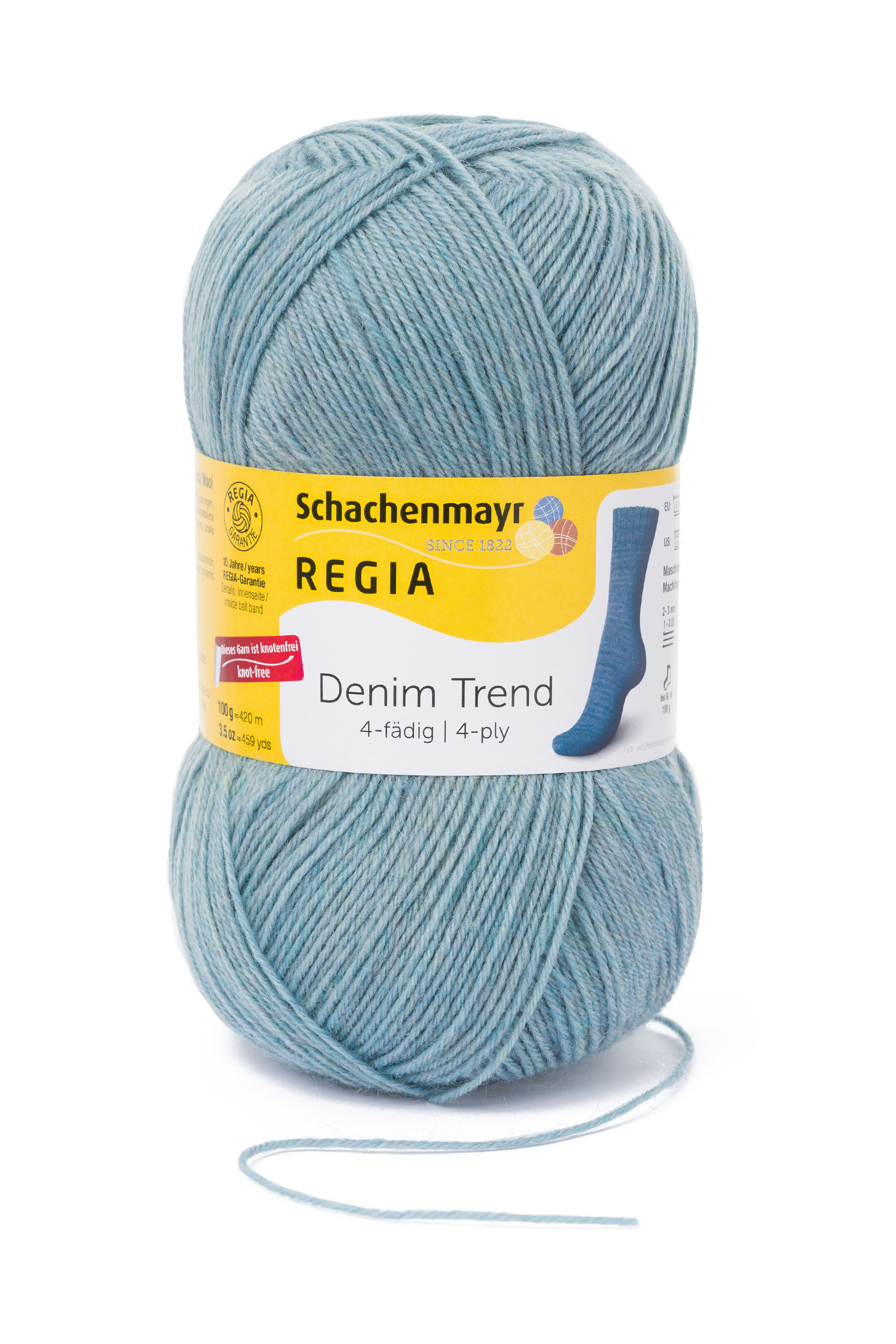 schachenmayr regia denim trend 4 ply knitting crochet yarn. Black Bedroom Furniture Sets. Home Design Ideas