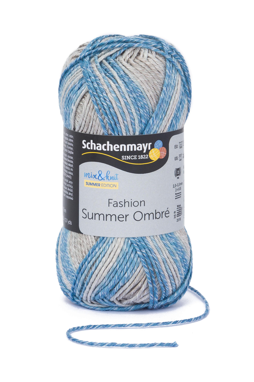 Summer Ombré | Stricken & Häkeln Wolle