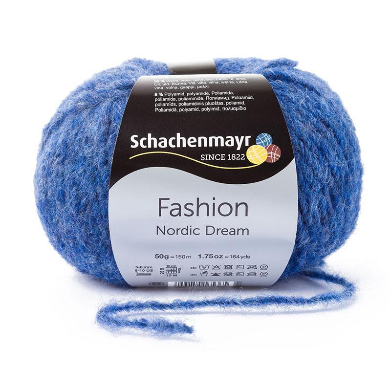 Pantone Farbe 2020 - Schachenmayr Nordic Dream #00051 jeans mélange