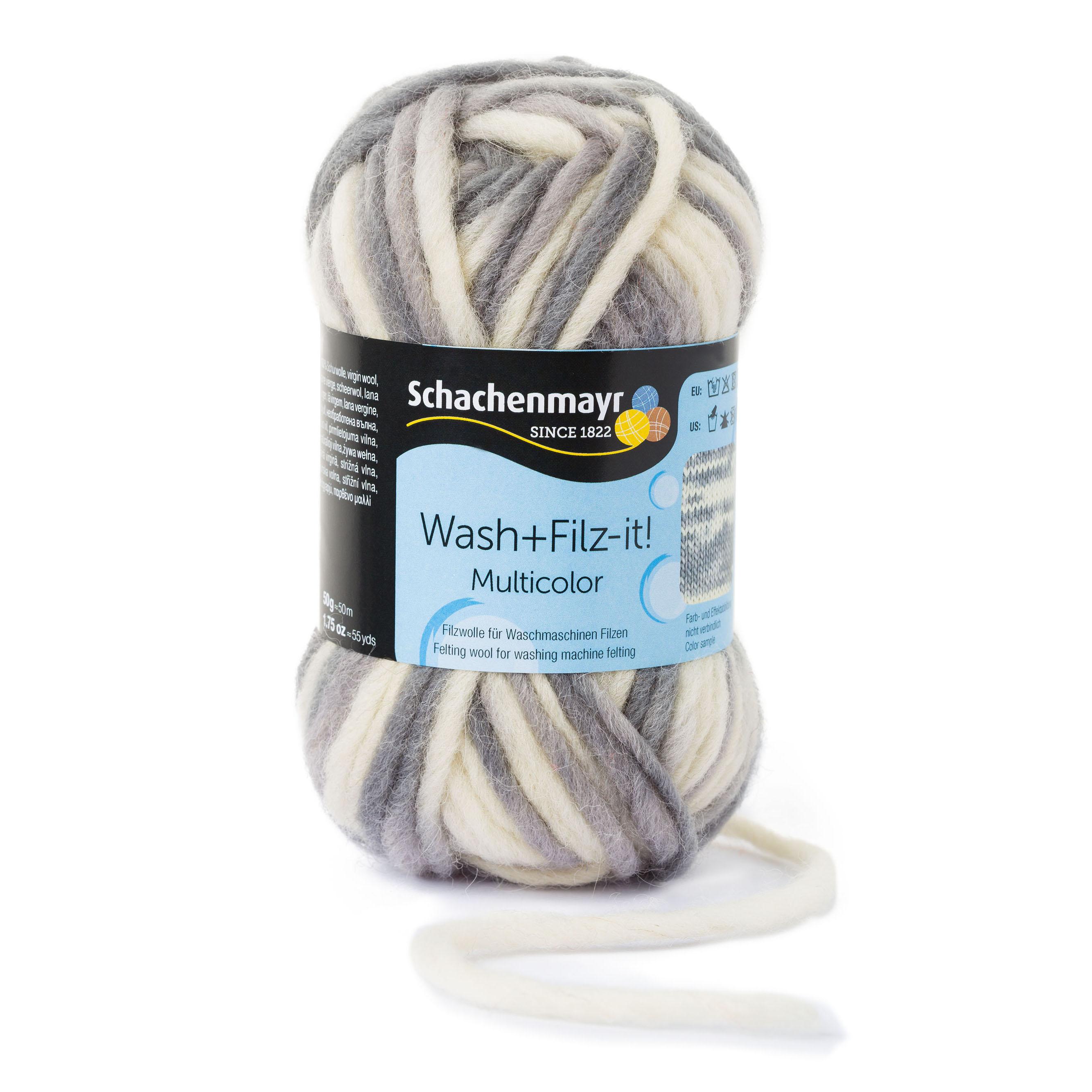 fc69d3344 Wash+Filz-it! multicolor | Schachenmayr