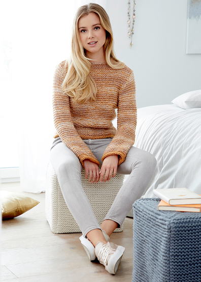 Golden Girl Sweater, S10433