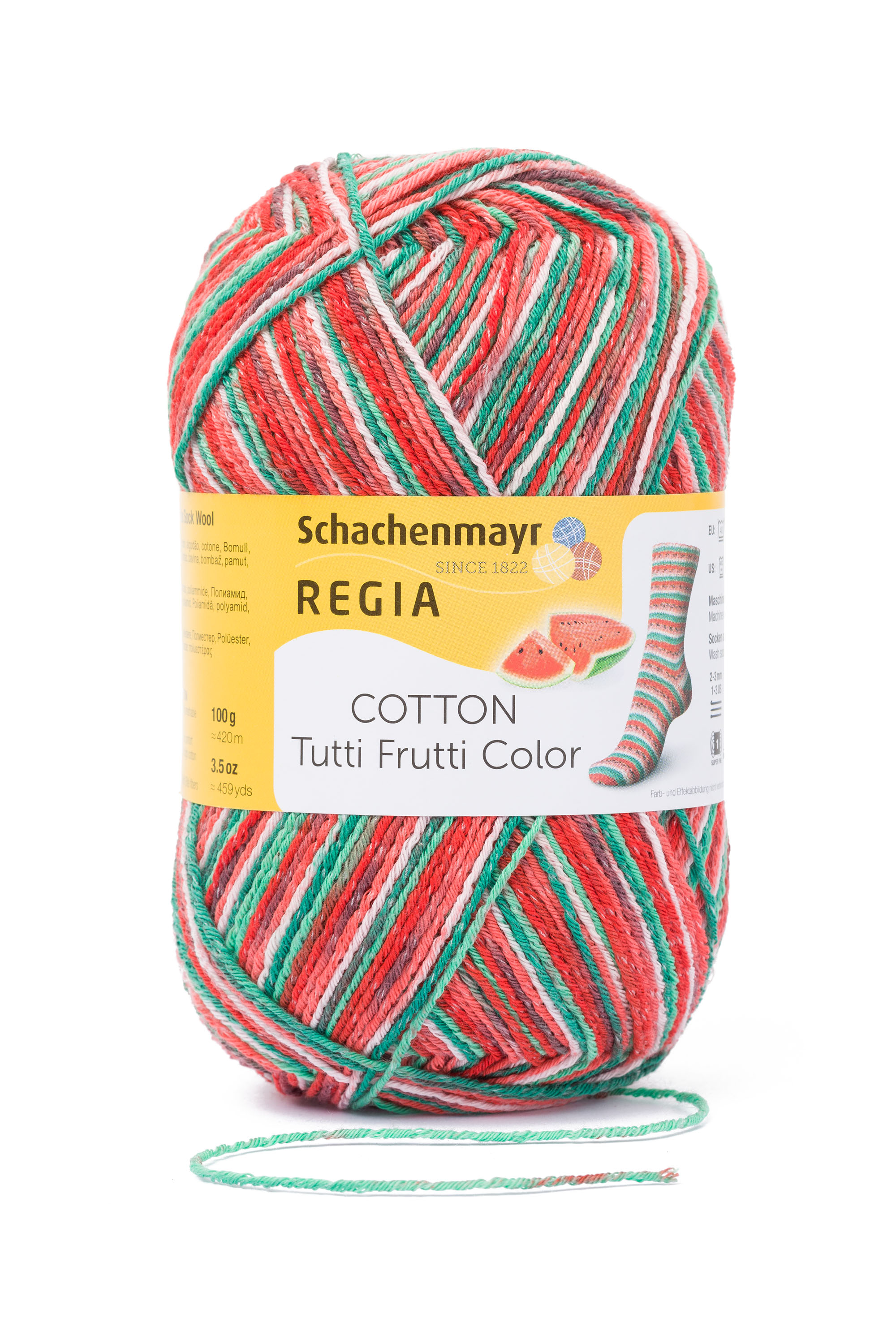 Image result for regia-tutti-frutti-color-4-ply