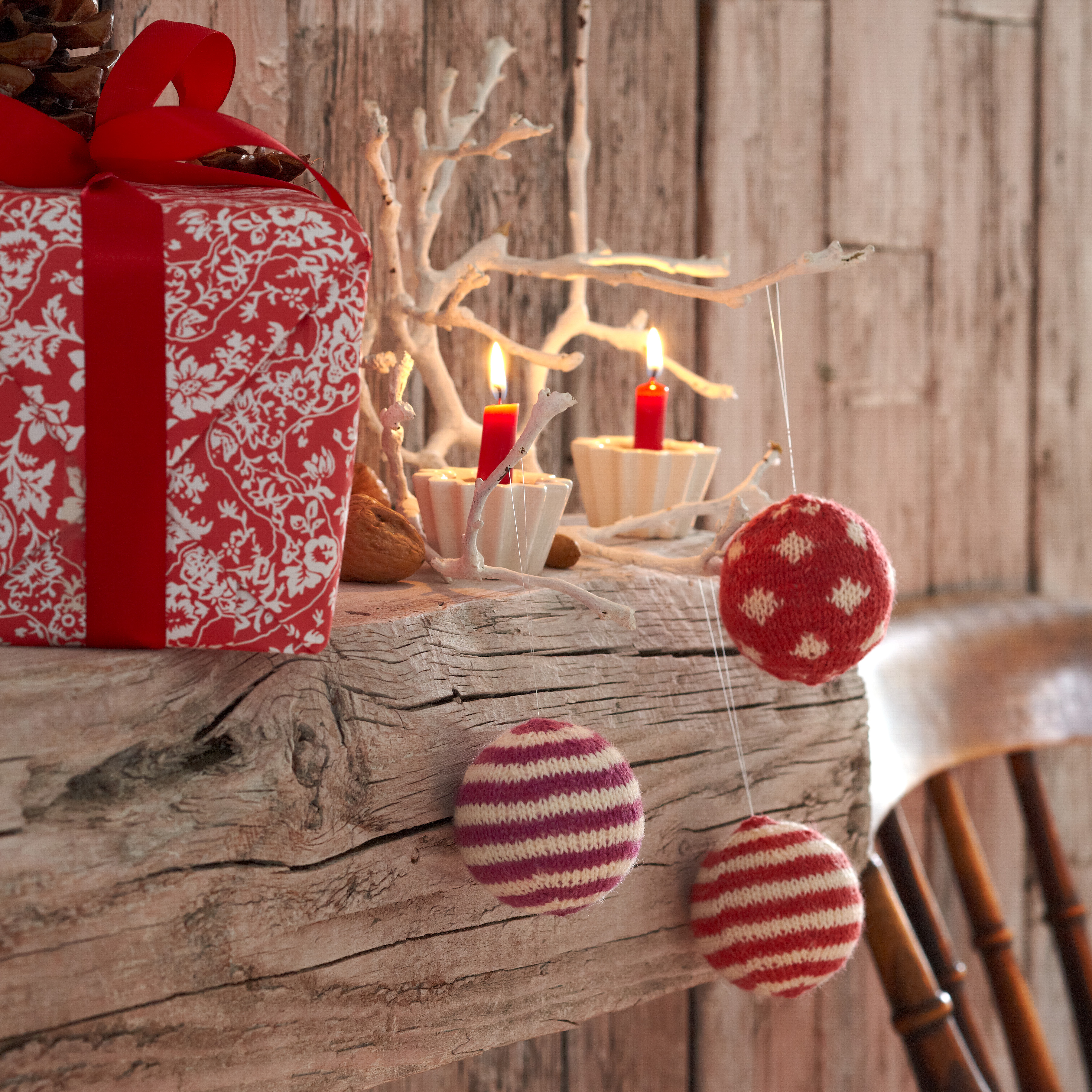Christmas Ornaments, R0095A   Schachenmayr