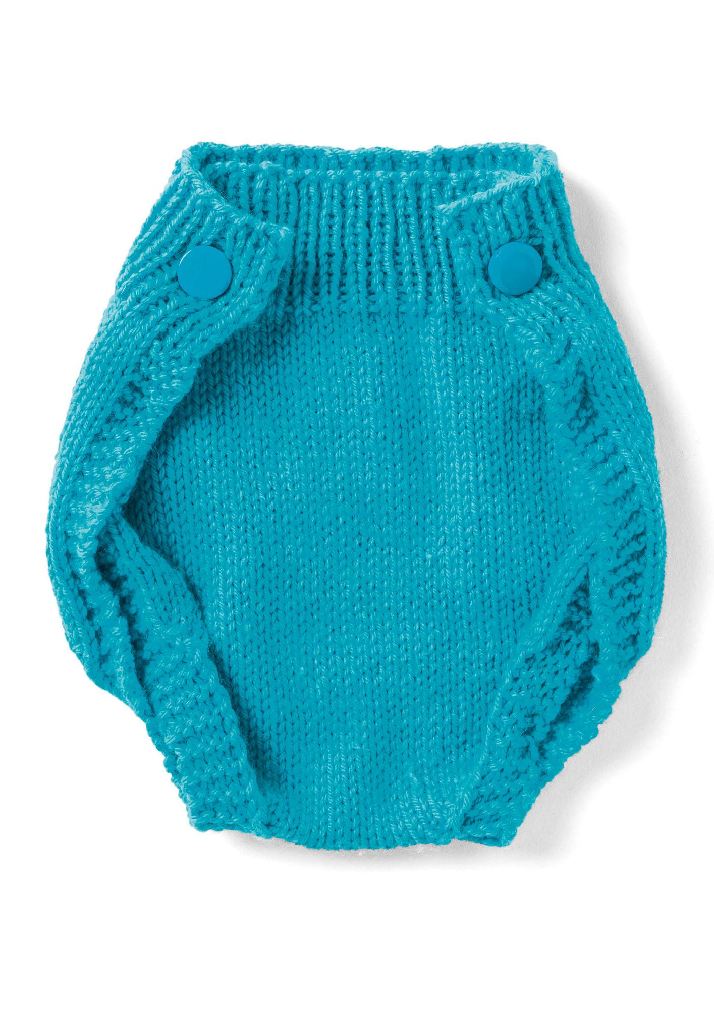 Diaper Pants S9422 Schachenmayr