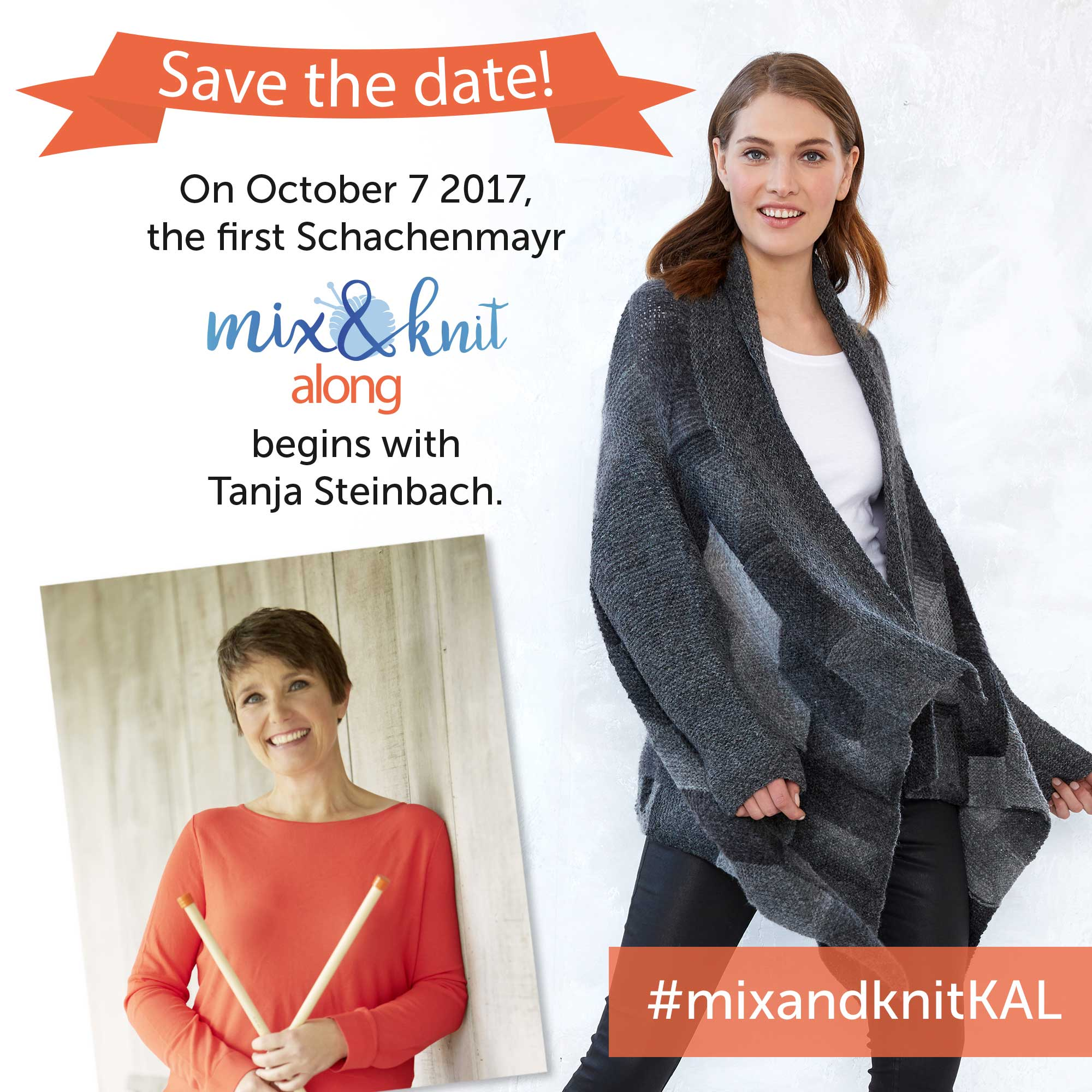 Announcement mix&knit-along