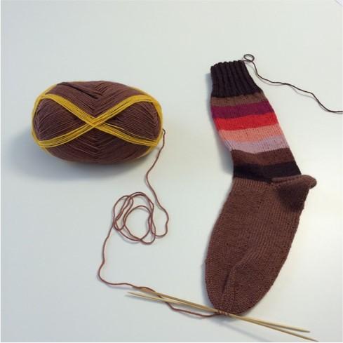 Knitting Identical Socks With Regia Pairfect Schachenmayr