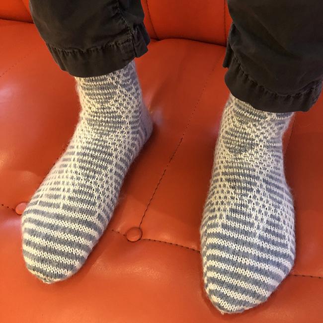 Kate Atherley - Dogwerry Socken