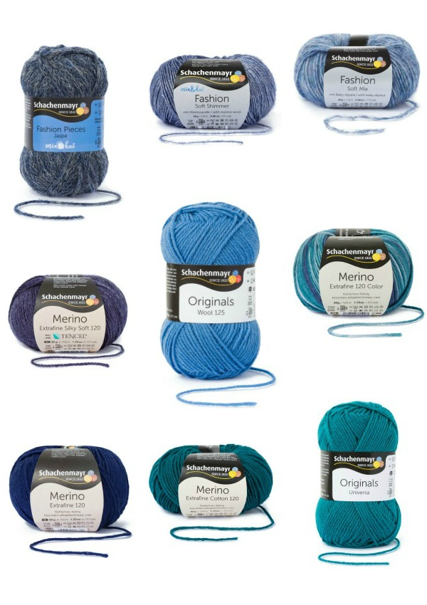 mix&knit yarns