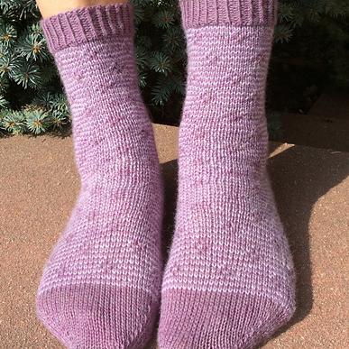 imawale imawale- Petite Fleur Socks