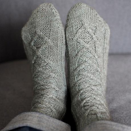 Lucía Ruiz de Aguirre - gregorio socks