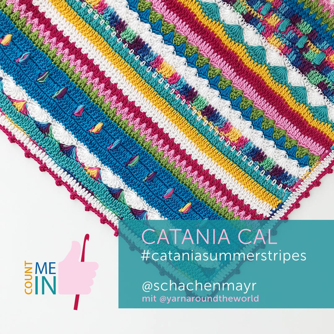 CataniaCAL #summerstripes Count me in