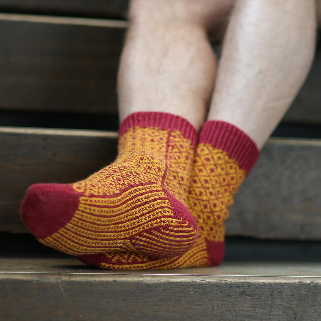 Just-duit - Männerpracht Socken