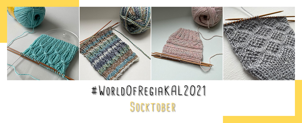 Socktober - #WorldOfRegiaKAL2021