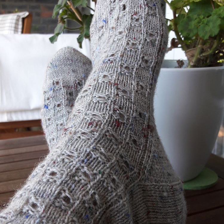 Silke Ufer - Inbetweener Socks