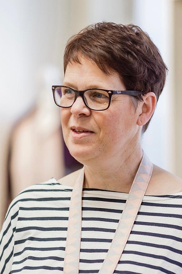 Kerstin Balke Porträt