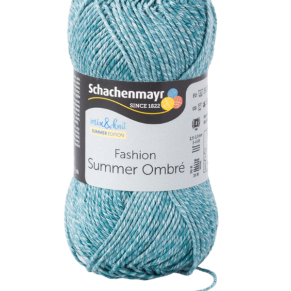 Summer Ombré | Stricken & Häkeln Wolle