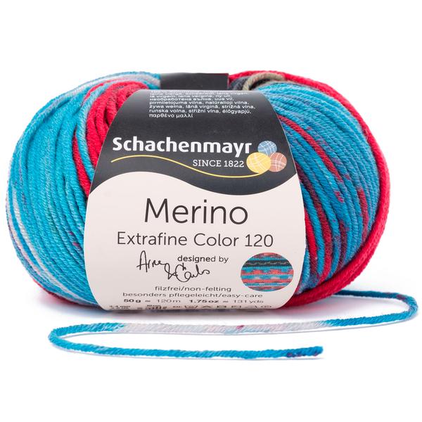 Schachenmayr Merino Extrafine Cotton 120-553 wolke 50g 11.90 EUR pro 100g