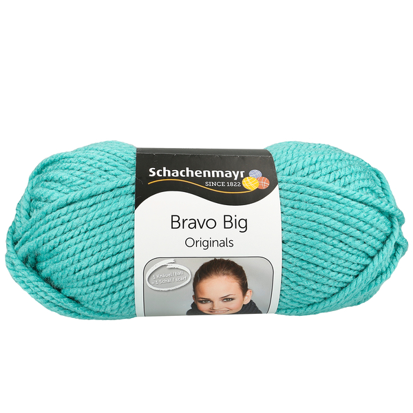 Schachenmayr 2.63 EURpcs package wool knitting yarn Bravo Originals Atlantis 6x50gr
