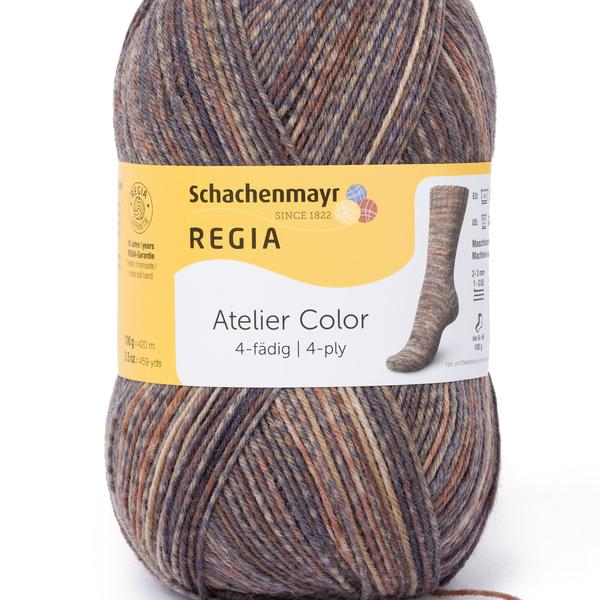 REGIA Atelier Color 4-fädig | Stricken & Häkeln Wolle